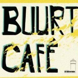 Buurtcafé op 4 juni.